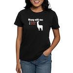 Wrong with Me Women's Dark T-Shirt