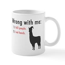 Wrong with Me Mug
