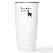 Wrong with Me Travel Mug