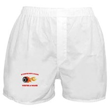 Manc - Wank Boxer Shorts