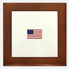 Unique United states Framed Tile