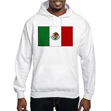 Mexican Flag Hoodie