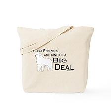 Big Deal - Pyrenees Tote Bag