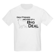 Big Deal - Pyrenees T-Shirt