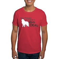 Big Deal - Pyrenees T-Shirt