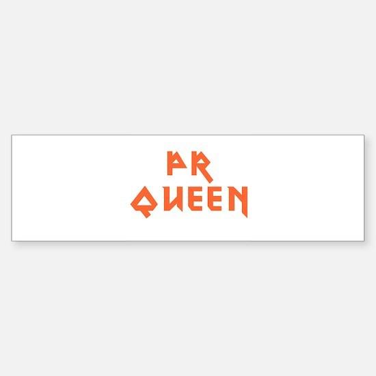 Cool Administrative professional Sticker (Bumper)