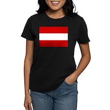 Austrian flag Tee