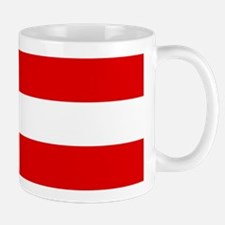 Austrian flag Mug