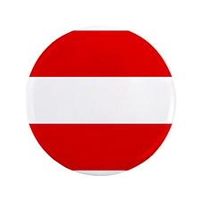 """Austrian flag 3.5"""" Button"""
