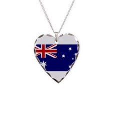 Australian Flag Necklace
