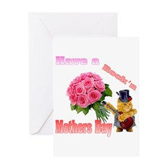 Have a Rock'n Mothers Day Kit Greeting Card