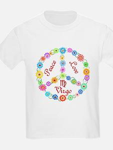 Peace Love Virgo T-Shirt