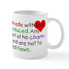 Handmade with Love Boy Mug