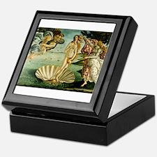The Birth of Venus Keepsake Box
