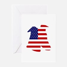 STAR SPANGLED GREYHOUND GR CARDS (Pk of 10)