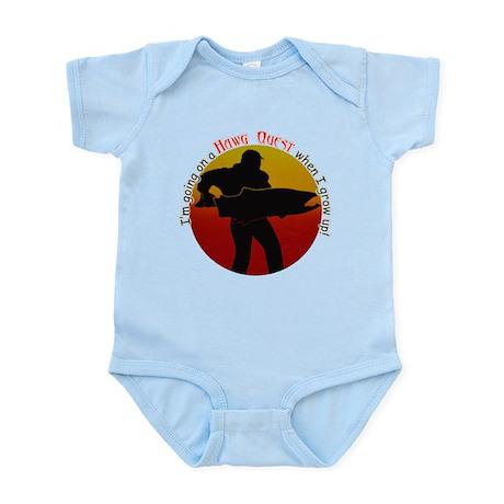 Hawg Quest Infant Bodysuit