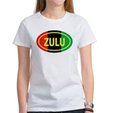 Zulu / Garvey Euro/Yellow Tee