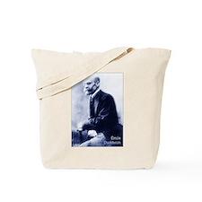 Émile Durkheim Tote Bag