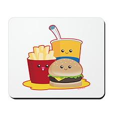 Fast Food Mousepad