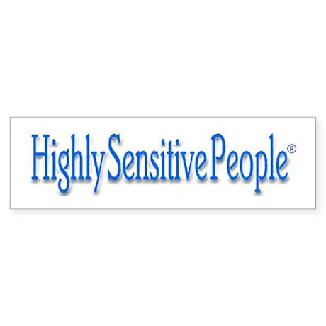 HSP Gifts Bumper Sticker