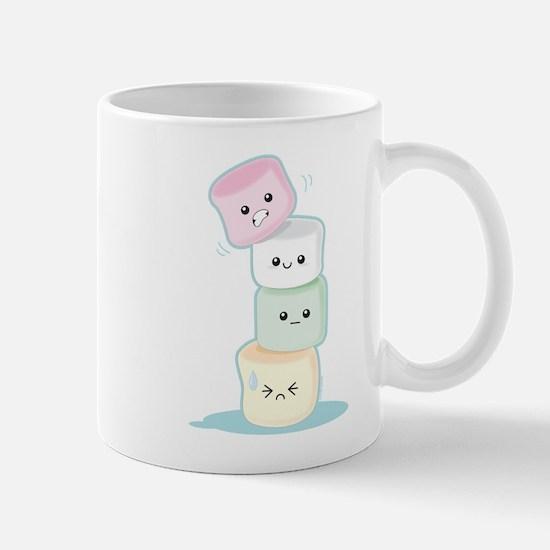 Stacked Marshmallows Mug
