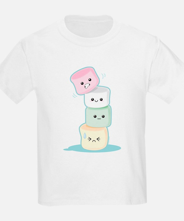Stacked Marshmallows T-Shirt