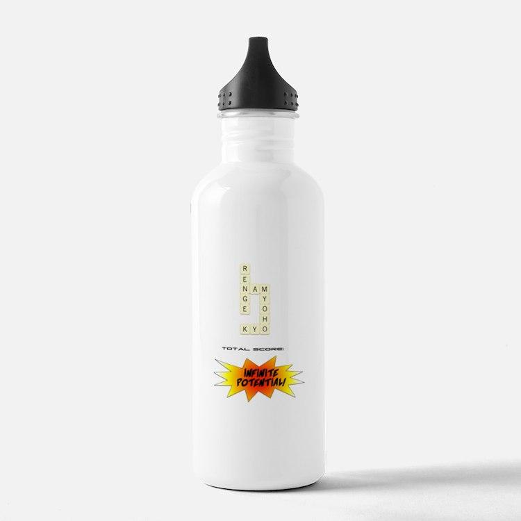 Myoho Flow Water Bottle