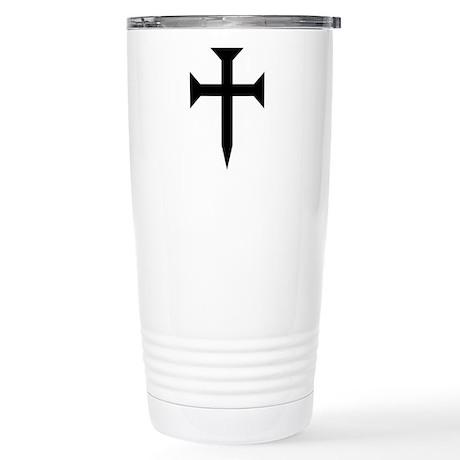 Cross Fichee Stainless Steel Travel Mug