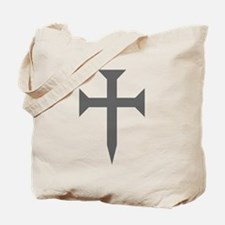 Cross Fichee Tote Bag