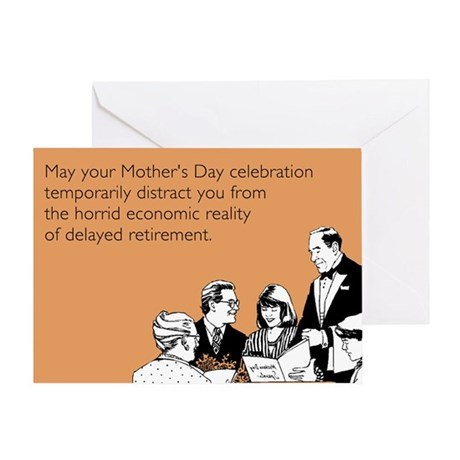 Mother's Day Celebration Greeting Card