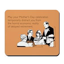 Mother's Day Celebration Mousepad