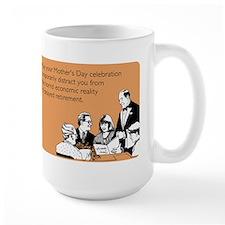 Mother's Day Celebration Large Mug