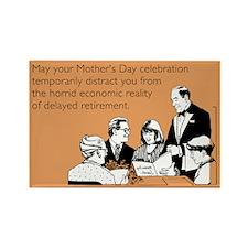 Mother's Day Celebration Rectangle Magnet