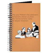 Mother's Day Celebration Journal