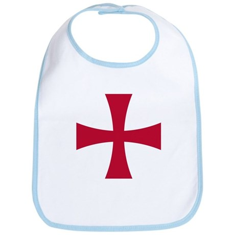 Cross Formee Bib