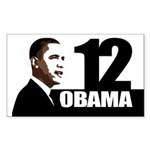 Obama 12 bumper sticker