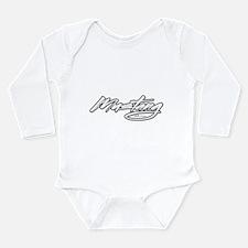 mustang 2012 Long Sleeve Infant Bodysuit