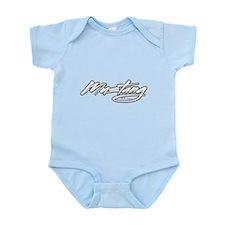 mustang 2012 Infant Bodysuit