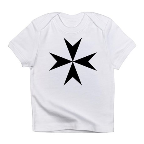 Cross of Malta Infant T-Shirt