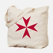 Cross of Malta Tote Bag