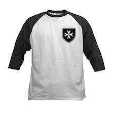 Cross of Malta Kid's Baseball Jersey