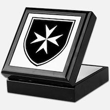 Cross of Malta Keepsake Box