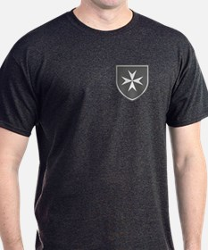 Cross of Malta T-Shirt (Dark)