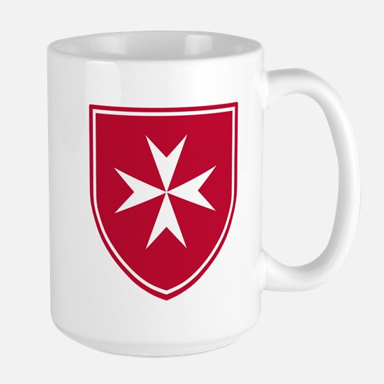 Cross of Malta Large Mug