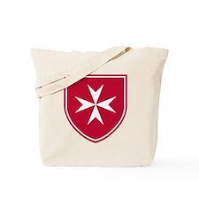 Cross of Malta Tote Bag