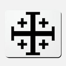Cross Potent Mousepad