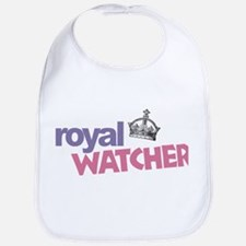 Royal Watcher Bib