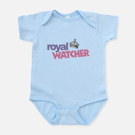 Royal Watcher Infant Bodysuit