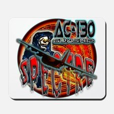 USAF AC-130 Spectre Gunship Mousepad