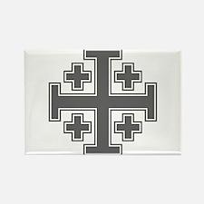 Cross Potent Rectangle Magnet